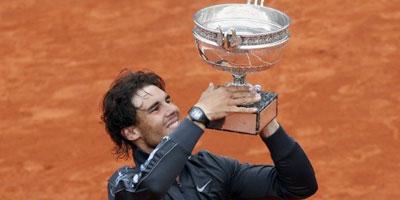 Rafael Nadal remporte son septième Roland-Garros face à Novak Djokovic