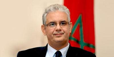 Nizar Baraka nommé président du CESE