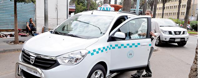 Grands taxis : les mécanismes de versement  de la subvention seront finalisés courant octobre