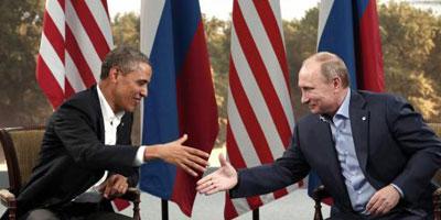 Rencontre entre Obama et Poutine à Pékin