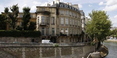 Paris : l'immobilier de luxe dopé par l'afflux des réfugiés