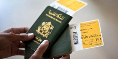Le passeport marocain pas mal classé