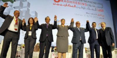 Les patrons croient encore au Grand Maghreb
