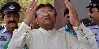 Pakistan : Musharraf hospitalisé d'urgence