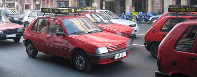 Plus de 5 000 petits taxis renouvelés depuis 2010