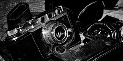 Photographie argentique : De toi je suis mordu… et ne me lasserai jamais