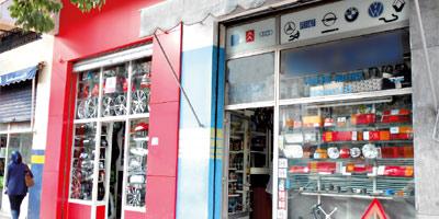Automobile : Vers un arrêt définitif des importations des pièces détachées d'occasion