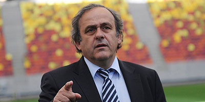 FIFA : Platini ne se  présentera pas à la présidence