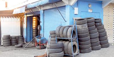 Pneus : les petits importateurs occasionnels prennent possession du marché