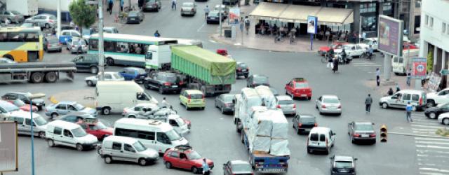 Les poids lourds donnent du fil à retordre  aux autorités de Casablanca !