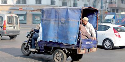 Grosse polémique autour du transport  de personnes par triporteur