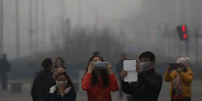 La pollution atmosphérique empoisonne 9 citadins sur 10 dans le monde