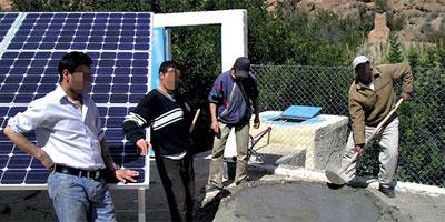 Maroc : 400 MDH pour le programme national de pompage solaire