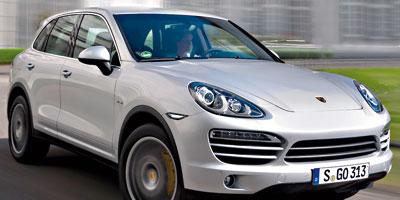 Test drive de la Porsche Cayenne Diesel