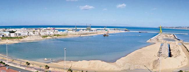 Les travaux de reconversion du port de Tanger Ville devront s'accélérer à partir de cet été