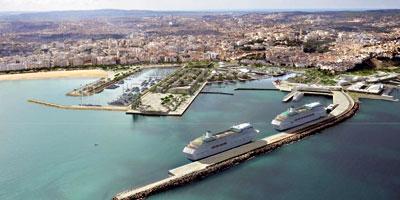 Les travaux de reconversion du port de Tanger devront s'accélérer à partir de cet été