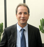 Abderrahim Doumar, patron du Centre africain de technologie basé à Dakar