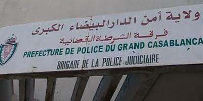Démantèlement de deux bandes de voleurs de voitures à Casablanca