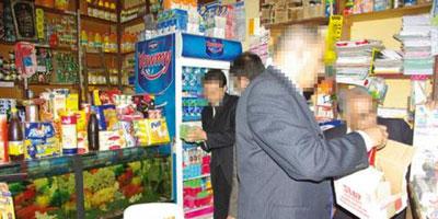 Saisie de 616 000 kg de produits alimentaires impropres durant la première semaine du mois de ramadan