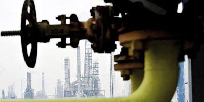 Baisse de 12,6% des importations énergétiques au 1er trimestre 2013