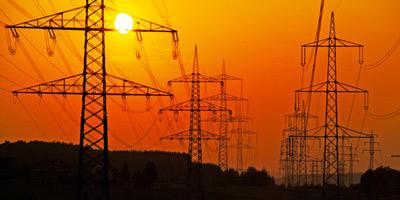 Quasi-stagnation des ventes d'électricité en 2013