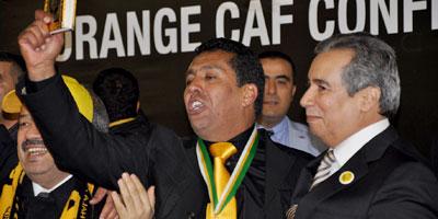 Rachid Taoussi, nouveau coach de l'équipe nationale marocaine de football