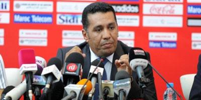 Point de presse de Rachid Taoussi mercredi prochain à Marrakech