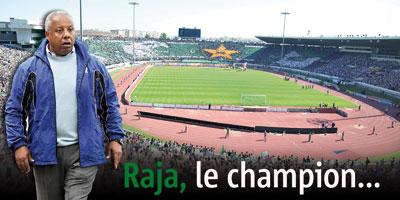 Raja, le champion… aux pieds d'argile