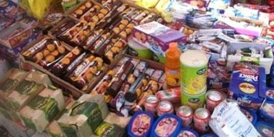 Saisie de produits alimentaires impropres à la consommation durant le mois de Ramadan