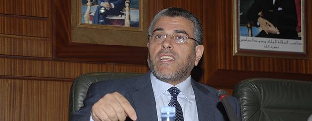 Recouvrement des amendes pénales : le plan de Mustapha Ramid