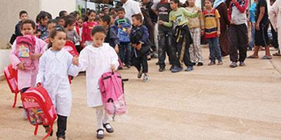 Rentrée scolaire 2014/2015 : le 10 septembre pour le primaire et le 11 septembre pour le secondaire.