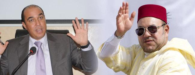Sa Majesté donne ses Hautes Instructions pour la suspension des activités de Mohammed Ouzzine relatives au mondialito