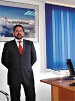 L' Â«homme des décollages» de Royal Air Maroc