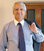 Mohamed Margaoui, retraité, revient au maritime