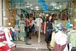 Vêtements pour enfants : l'affluence habituelle de l'Aïd n'a pas eu lieu