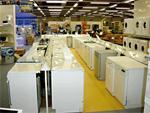 Electroménager : léger tassement de la progression des ventes