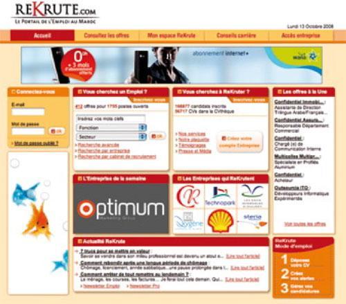Rekrute.com lance un service de tests de recrutement en ligne