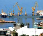 Le trafic portuaire baisse de 4 % en onze mois