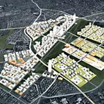 10 000 logements et 2 millions de m2 de bureaux  sur le site de l'ex-aéroport d'Anfa