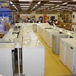 Electroménager : les écrans plats s'essoufflent, les lave-linge et cuisinières résistent