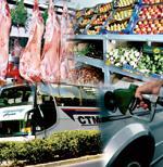 Les prix des produits de consommation courante s'envolent