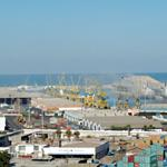 Le trafic portuaire a baissé de 18% à fin août