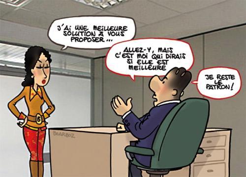 Rencontre avec employe