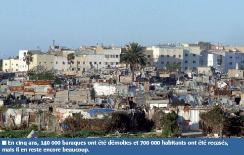 Manque de foncier, de ressources, le programme Villes sans bidonvilles connaît des blocages