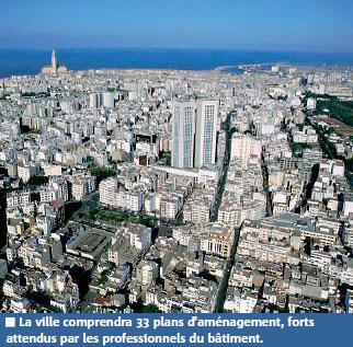 Les plans d'aménagement de Casa encore en retard : l'Agence urbaine les promet tous d'ici à fin 2010