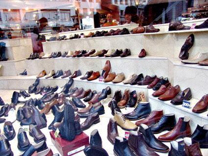 Industrie du cuir : la chaussure a pu se maintenir, les vêtements et maroquinerie en net recul