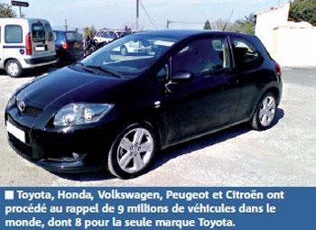 Maroc – Rappel de voitures : les concessionnaires marocains rassurent