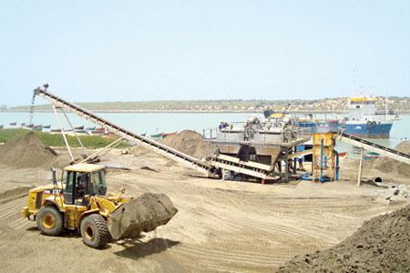 Environnement : 17 millions de mètres cubes de sable utilisés dans le BTP proviennent de l'informel