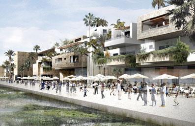 14 000 à 27 000 DH le m2 pour un appartement à Bab Al Bahr