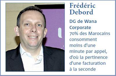F. Debord, DG de Wana : Il faudra s'attendre à une baisse des prix des communications dans le mobile